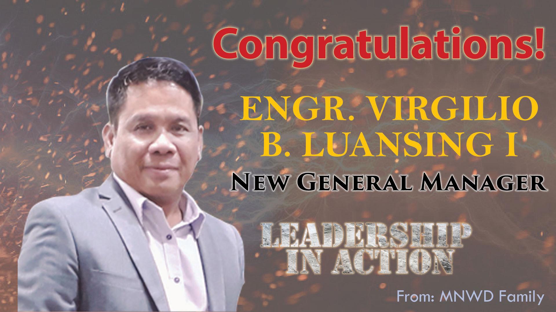 Congratulations-AGM
