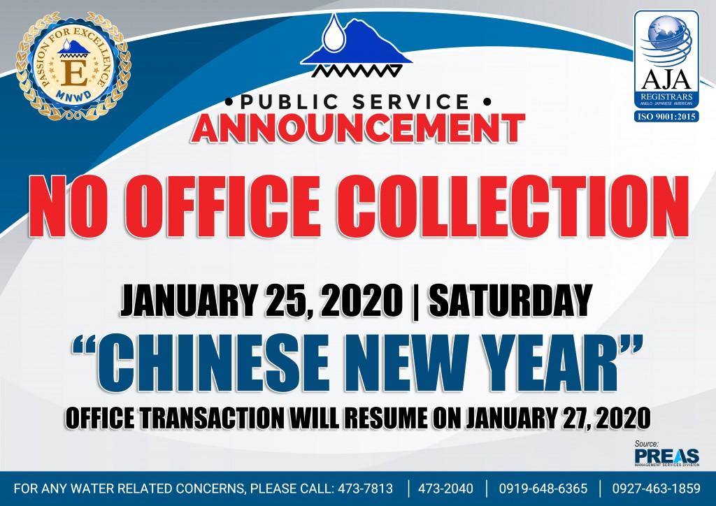 01.25.2020 Chinese New Year