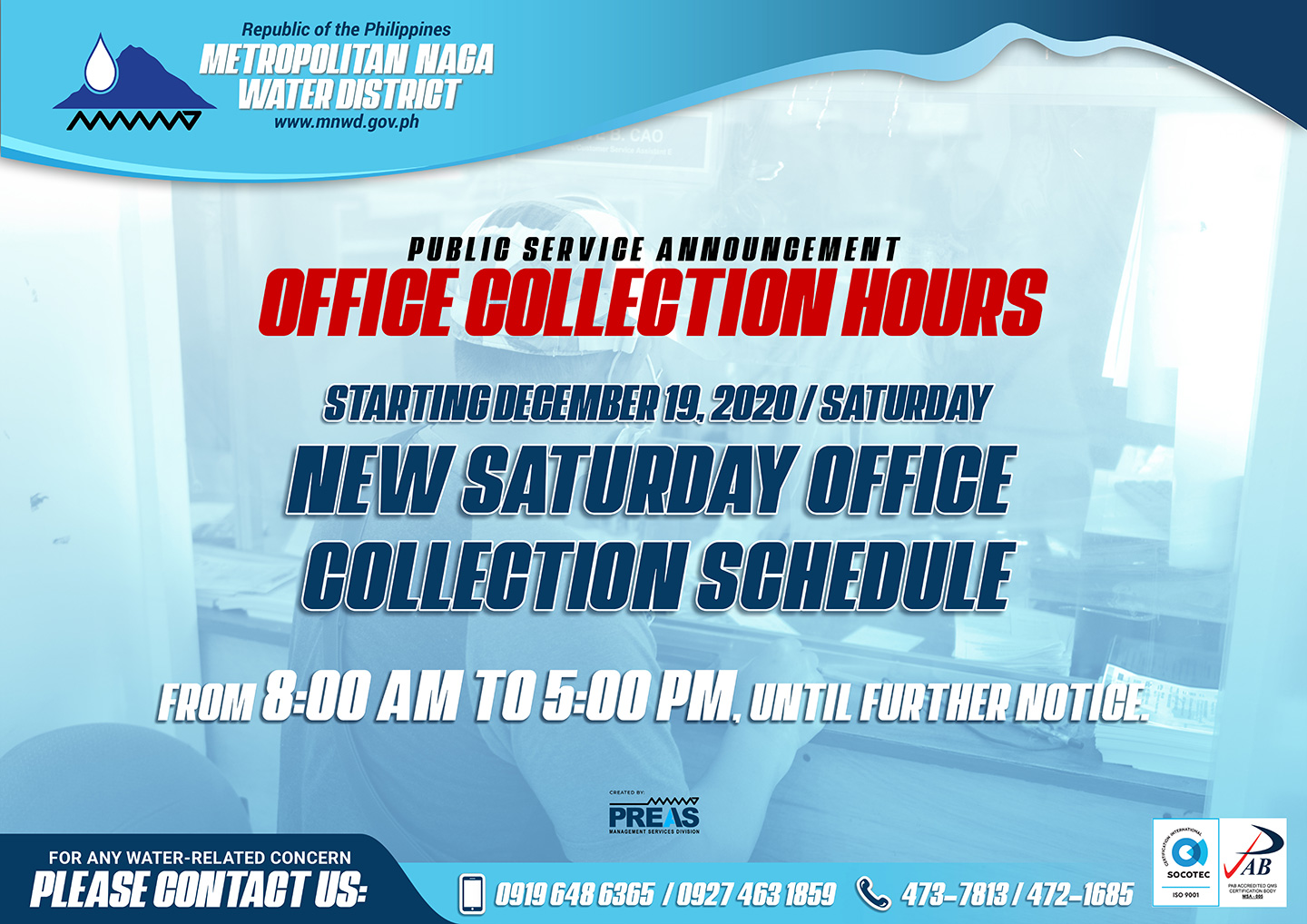 new-Saturday-collection-sched
