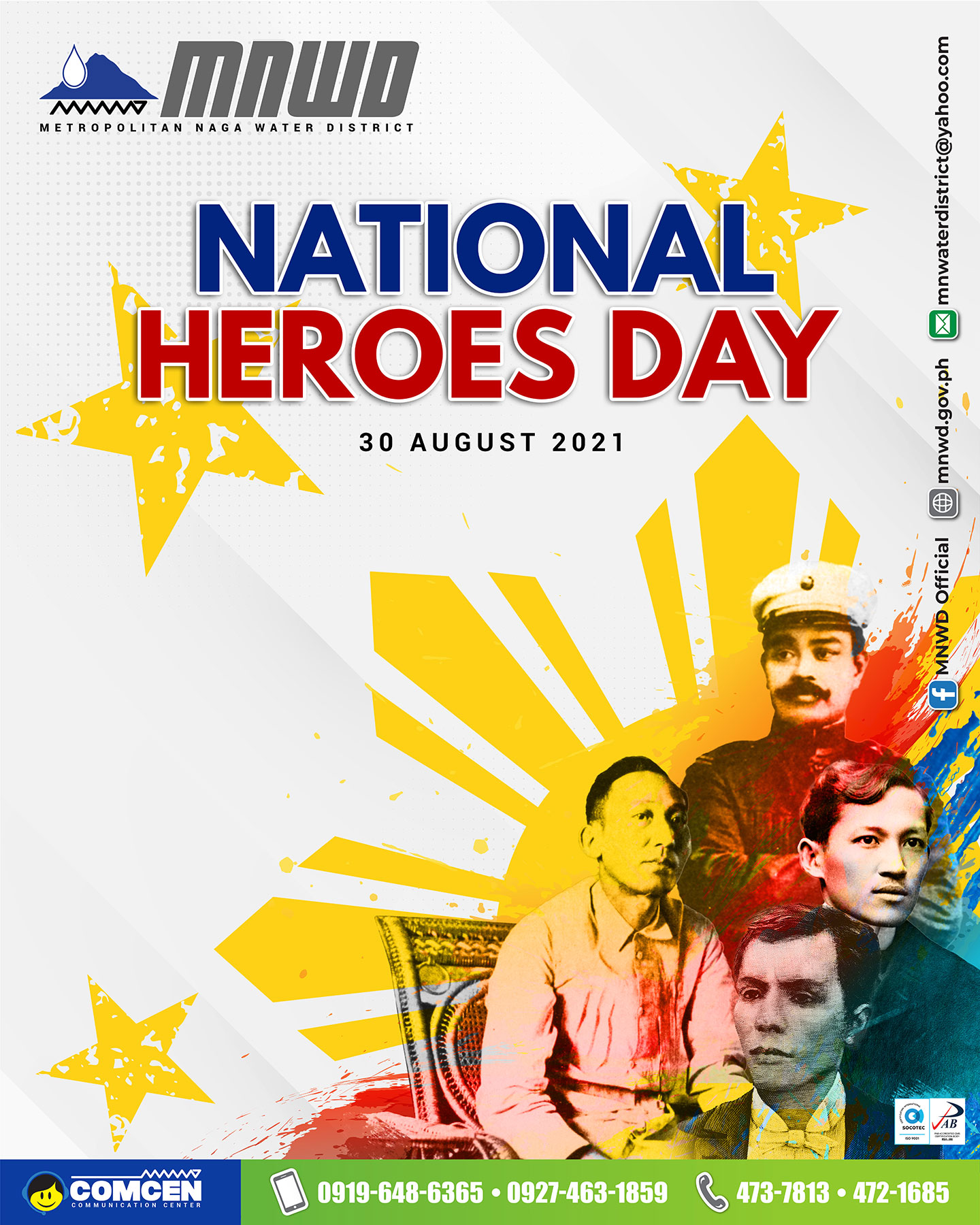 National_Heroes_day2021