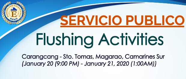 01.20.2020-Flushing-Activities_Carangcang-StoTomas
